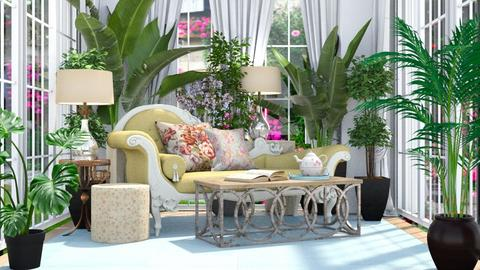 Indoor Plant Room - by jjp513