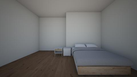ARTISAN FLOORING room - Bedroom - by blackdaisies