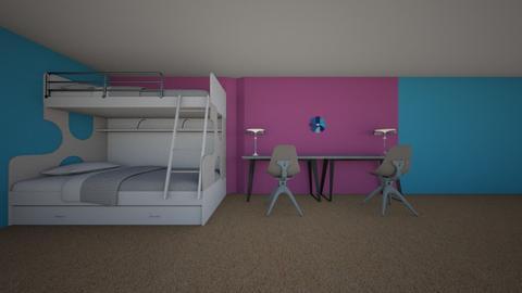kids bedroom - Kids room - by hello2u