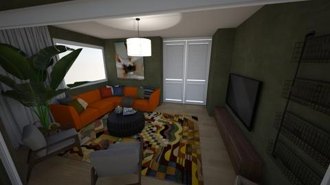 nells living roon - Living room  - by doodle2000