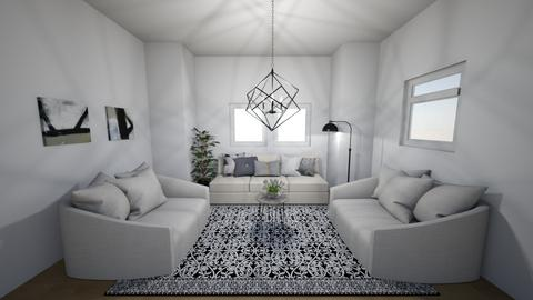 Cozy living room - Classic - Living room  - by ana pogorelec