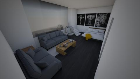 SIK Bedroom - Modern - Bathroom  - by riordan simpson