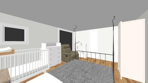 Cuarto Elisa 2 - Kids room - by oritass91