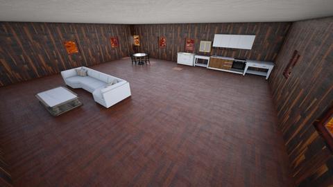 Minecraft house - by kailor14