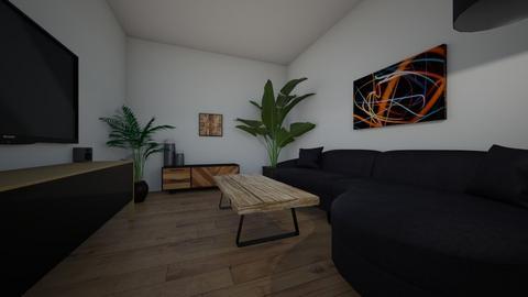 tusjus livingroom - Living room  - by justus2