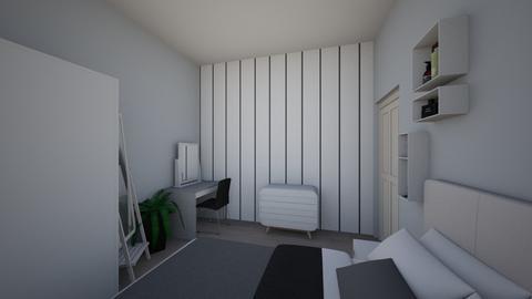 Cyannes room inspo - Minimal - Bedroom - by Cyesis