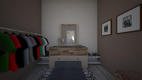 manne2 - Bedroom - by EliseMann