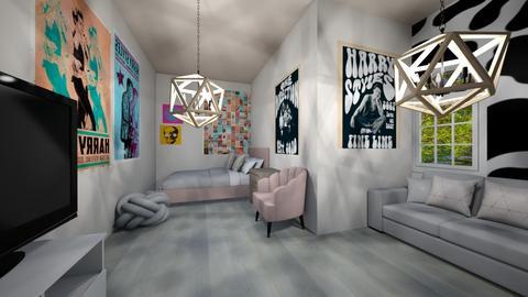 aesthetic room posters - Bedroom  - by MillieBB_fan
