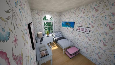 Icephoenix 2 - Bedroom - by scourgethekid