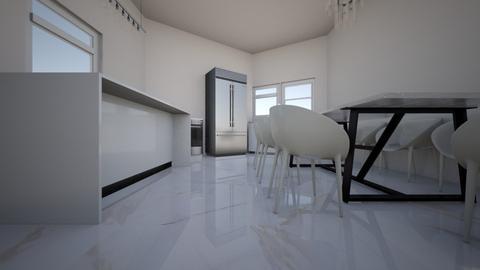 modern kitchen - Kitchen  - by Elaine_the_bold