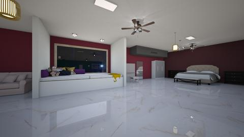 bedroom - Bedroom  - by siddhi0103