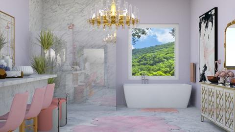 lavander bath - by rebsrebsmmg