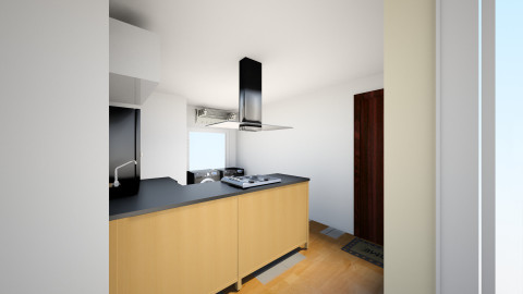 ultima cocina - Kitchen - by linamarias