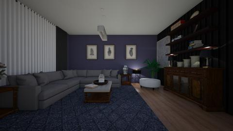 HOUSE - Living room  - by Almadeflores