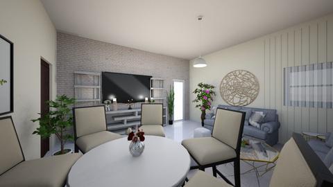 salon - Living room  - by yusigne