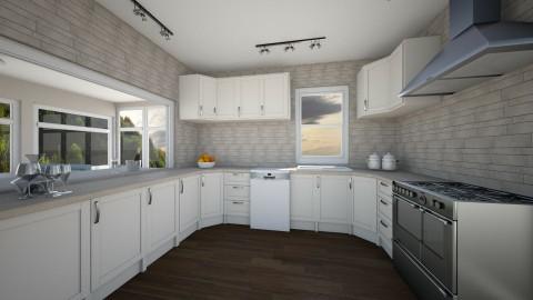 Kitchen - Rustic - by haz