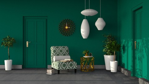 Jade - Classic - Living room  - by Musicman