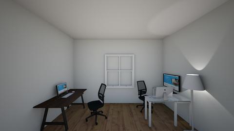 Office - Office  - by ArtsyJennie