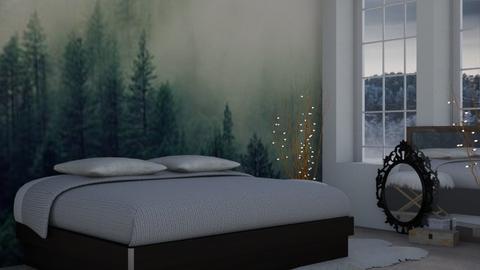 Misty - Eclectic - Bedroom  - by millerfam