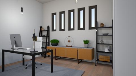 malibu office - Modern - Office  - by rcrites457