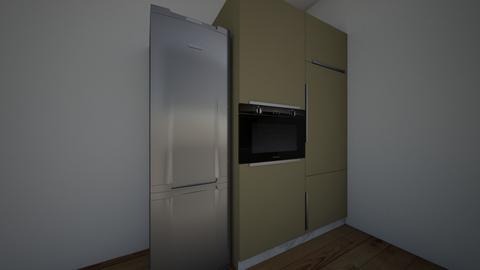 minim - Kitchen  - by Architectdreams