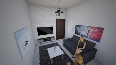 cvbcv - Living room  - by filozof