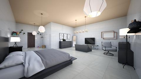 bedroom pt3 - Classic - Bedroom  - by nazarein