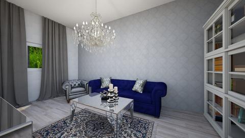plan apartament2 - Living room  - by dinterior