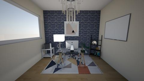 Triangle Office - Office  - by jillyjil101