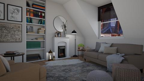 Bridget Jones remix - Living room  - by Tuija