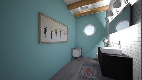 bathroom Grace Nordick  - Bathroom  - by 23nordigrac