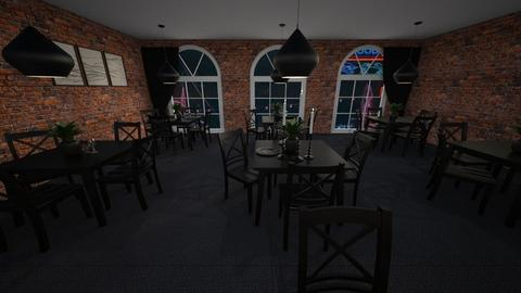 jan steet - Dining room  - by eleanorellu
