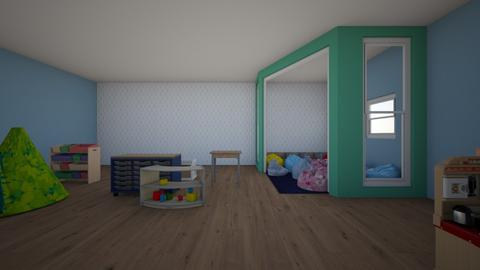 alexis classroom - Kids room  - by kaitlynpounds