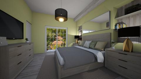 JOSEJOSE - Bedroom  - by Amairany Peralta