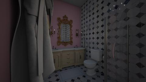 NOLA Bathroom B - Bathroom  - by SammyJPili