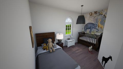 J o s e p h - Kids room  - by blueberry_pie26