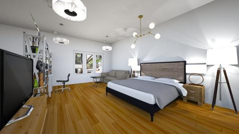 MASTER BED ROOM 2 - Modern - by tiituch natt