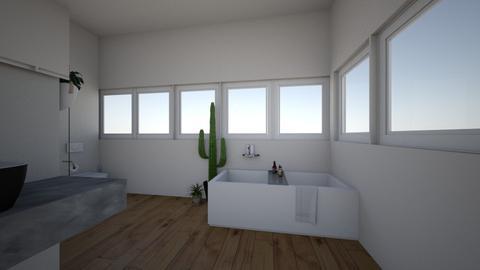 auftrag - Bathroom  - by griisli_17
