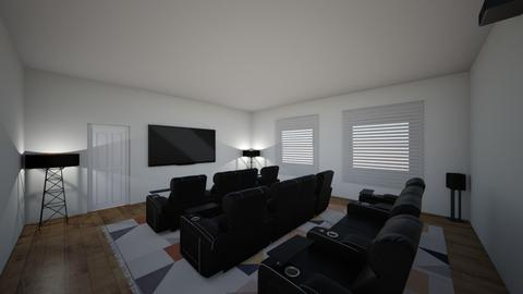 Basic Home Cinema - Classic - by Mazzz02