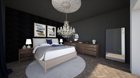 dark - Bedroom  - by Maaikevh