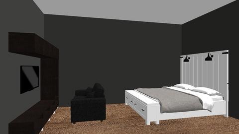 Lori Room - Bedroom  - by Lovely_Lori