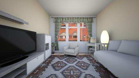 8 - Living room  - by Twerka