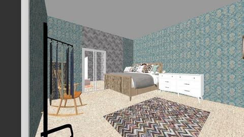 Modern Bedroom - Modern - Bedroom  - by Connor1400
