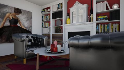 Banks House Study - by ktsimspon11