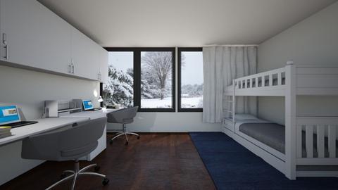 My Room - Bedroom  - by Tanem Kutlu