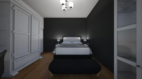 Bedroom - Bedroom  - by PioPamungkas