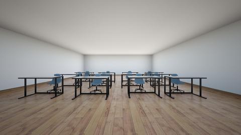 my classroom - Office - by lmao123