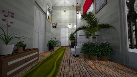 Max hallway  - Global - by decordiva1