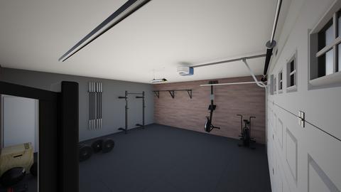 Garage Gym  - by rogue_f48fc0fd6408c07df0a86345394ca