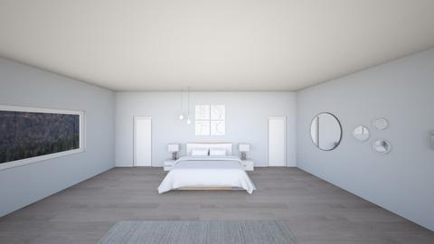 EQUIPO 4 - Modern - Bedroom  - by catalinasandoval